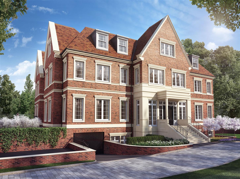 Luxury Apartment Block Main