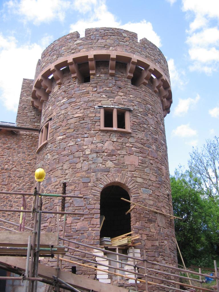 Devon Folly Tower