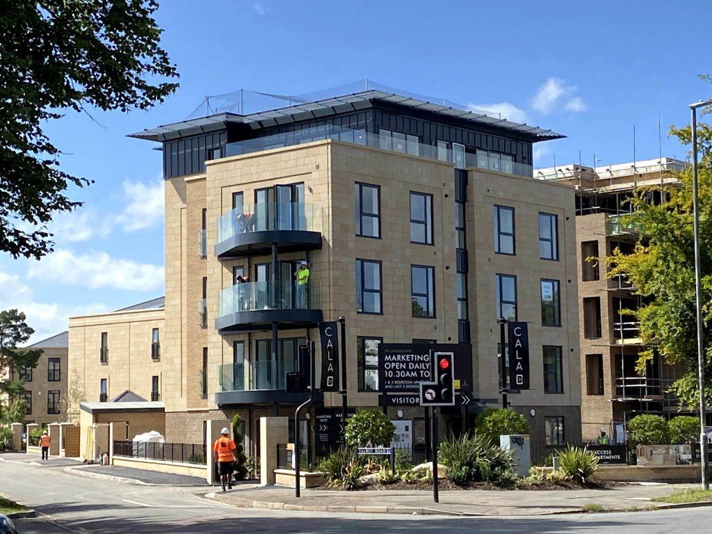 Former Police HQ, Cheltenham 01