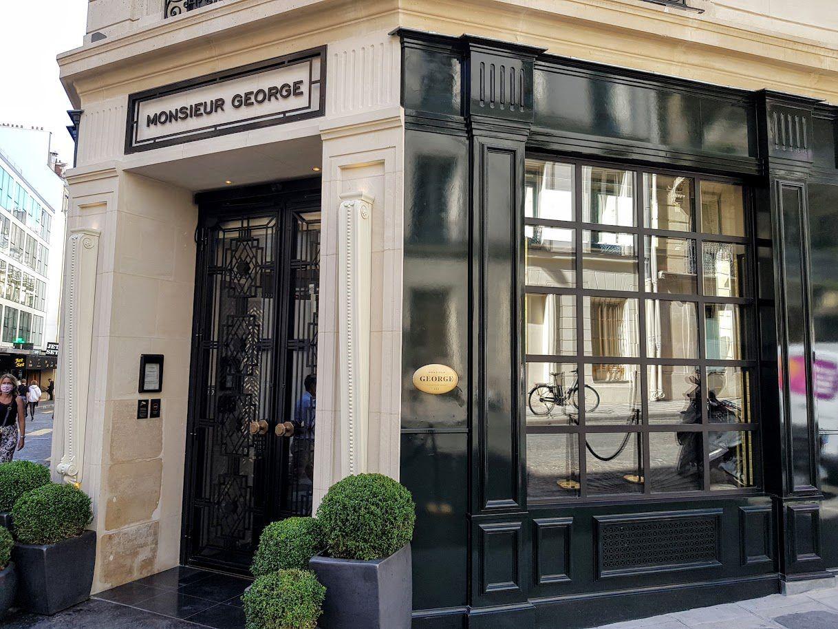 Monsieur George Hotel Main Image