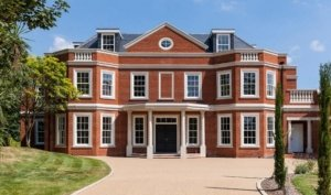 Procter supplied Private House Epsom