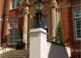 Royal Marsden Hospital by Broadmead