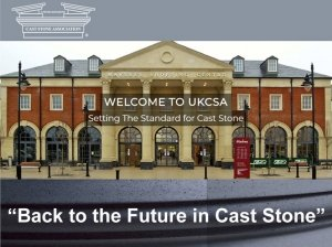 UKCSA CPD: 'Back to The Future In Cast Stone'