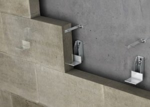 GA Fixings Stone Support