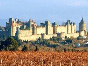 Carcassonne Cast Stone