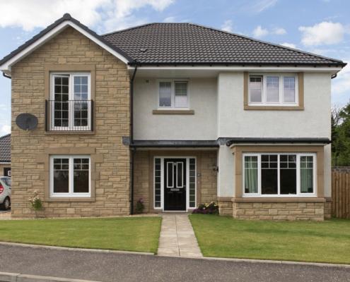 Falkirk Development main