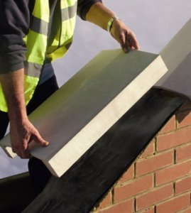 Fibre Reinforced Cast Stone Coping