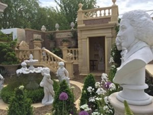 Haddonstone At Chelsea Flower Show 1