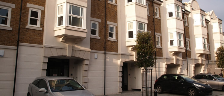 Lime Grove Mews