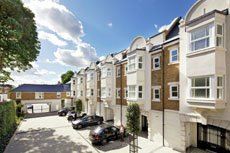 Lime Grove Mews Development