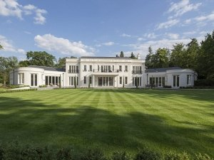 Neoclassical Mansion