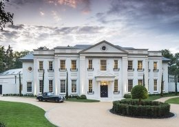 Neoclassical Mansion main