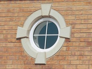 Oriel Window Surround