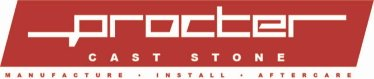 Procter Cast Stone Logo