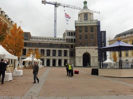 Royal Pavilion, Poundbury main
