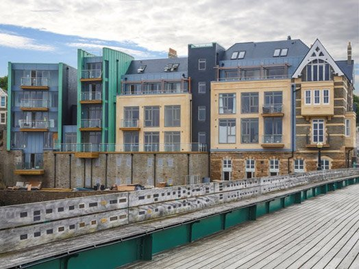 Royal Pier Apartments, Clevedon main