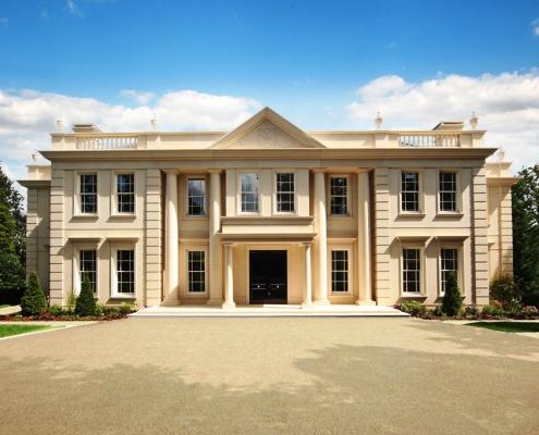 Silverwood House main