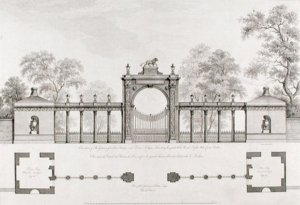 Syon Park Gateway And Porters Lodges