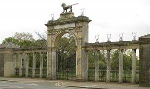 Syon Park Gateway