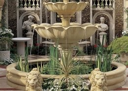 Pool & Fountain by Haddonstone