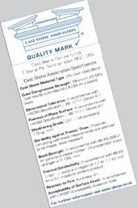 UKCSA Quality Mark Label